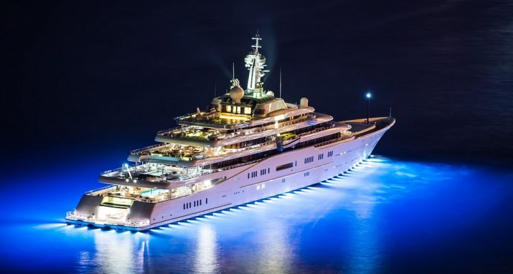 The Biggest Yachts In The World Top 10 Badis Enigma Athena Eos