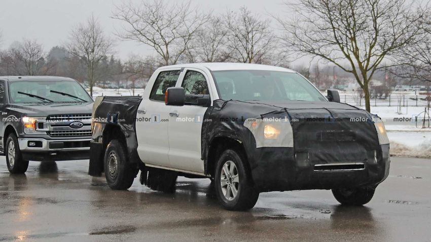 2019/2020 Toyota Tundra Diesel - Release date - Price ...