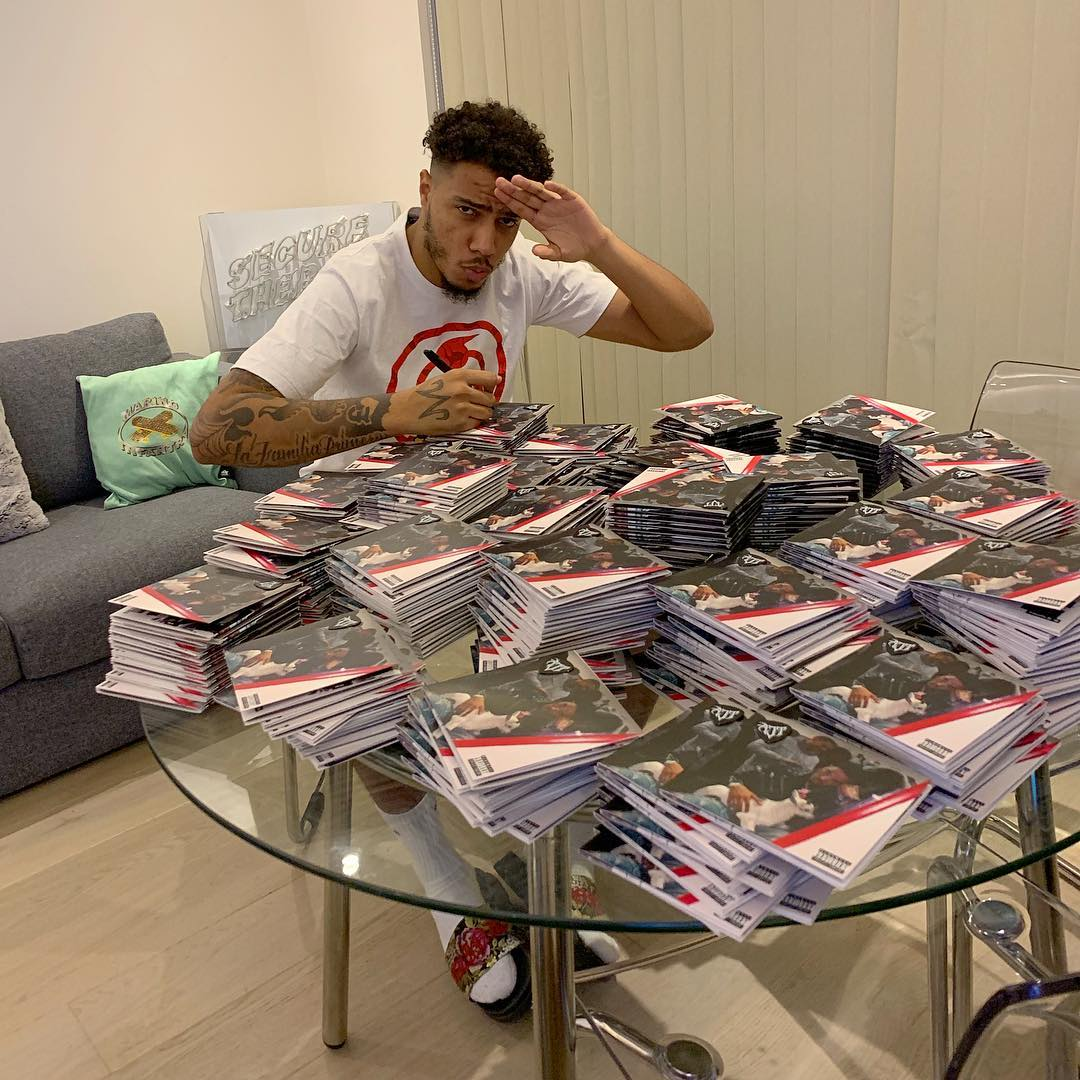 AJ Tracey Net Worth 2019 and His Life Story - Carrer - Awards - News