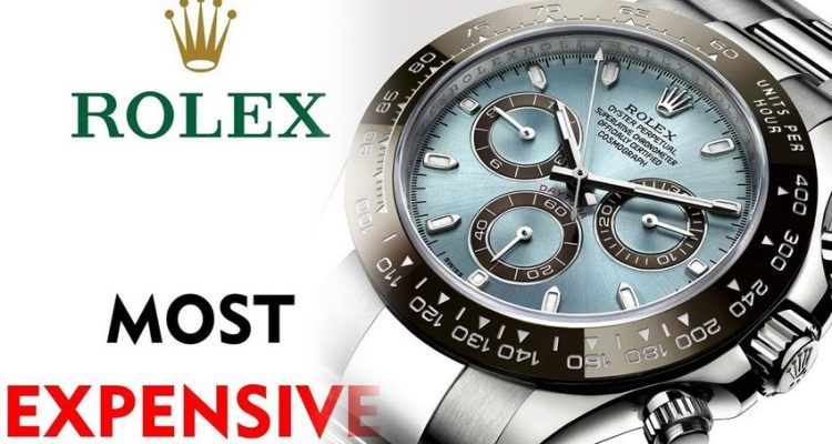 The Most Expensive Rolex Watches Gmt Master Bao Dai Oyster
