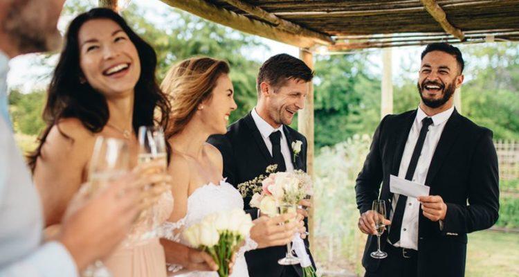 Best Man Worst Jokes During His Wedding Speech The Loose Talker