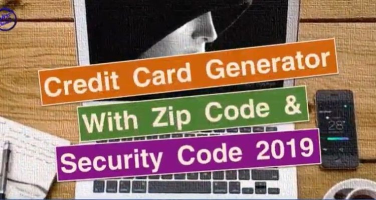 Credit Card Generator with Zip Code – How Does It Work?