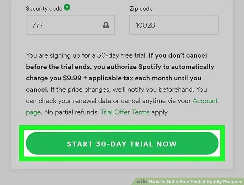 How To Get A Free Spotify Premium Account In 2019 - Free Trial Version