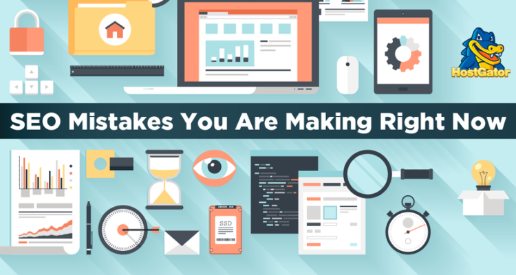 5 Most Common Seo Mistakes You Might Be Doing Now