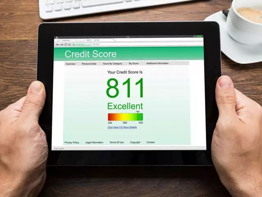 Invest in building up your credit score