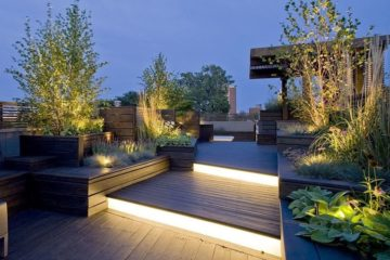 The Top 7 Outdoor Lighting Tips For Your Garden