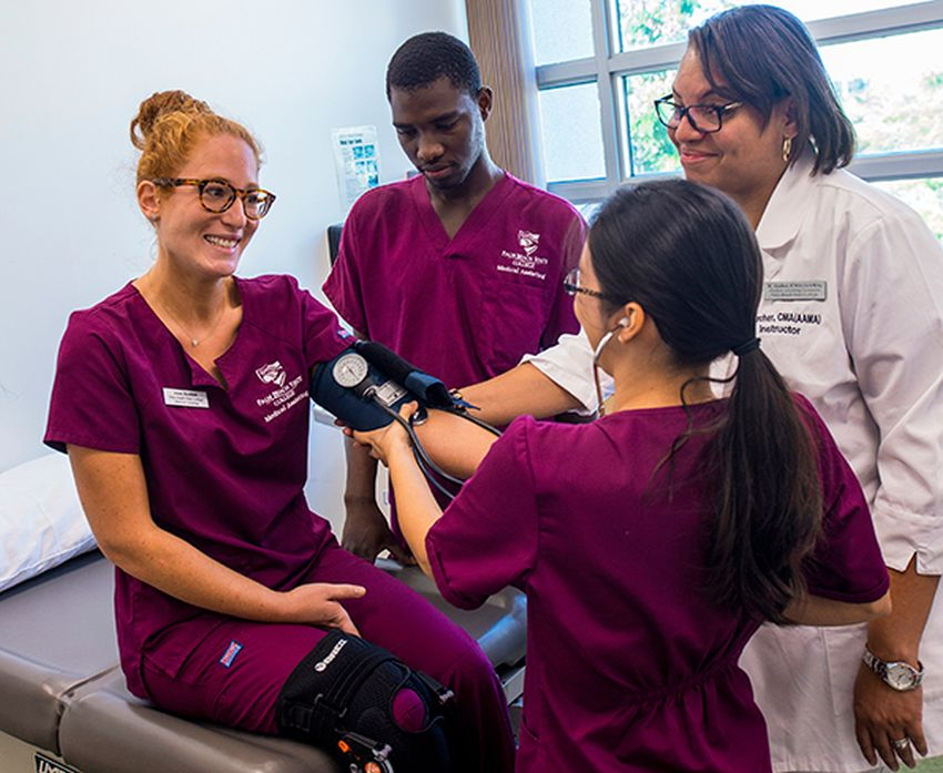 what is some good advice for medical assistant students