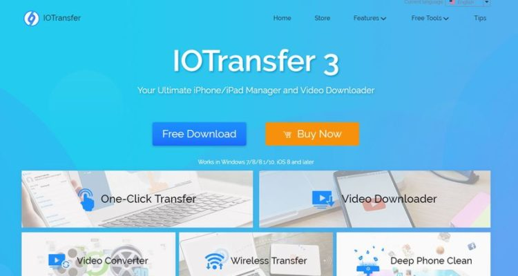 IOTransfer 3 Review: the Best File Manager & Transfer for