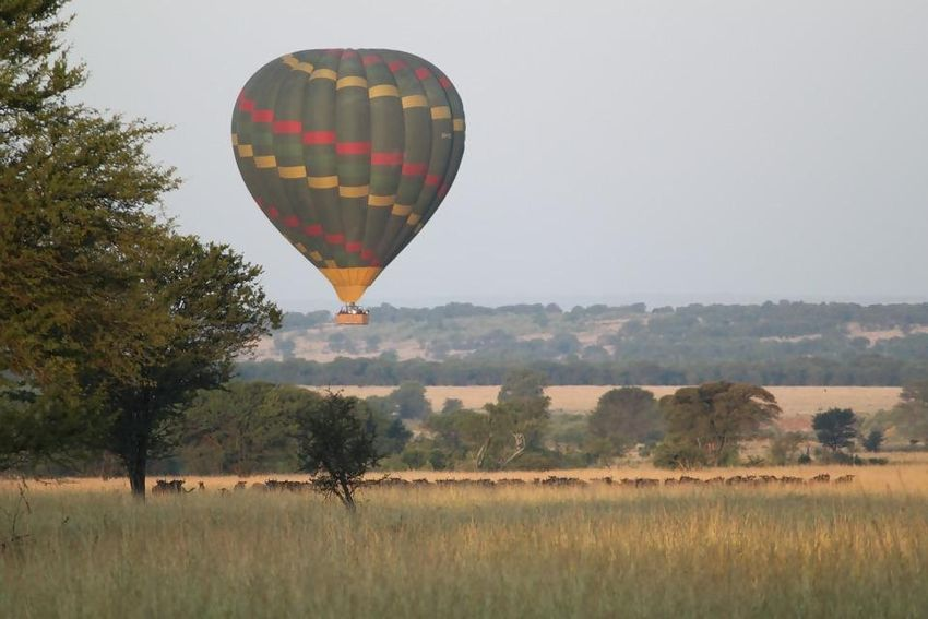 Masai Mara Hot Air Balloon