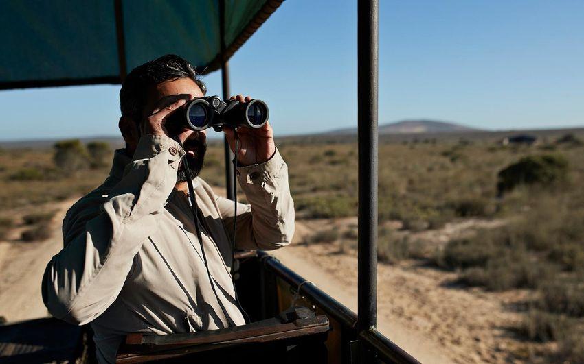 Binoculars for Jeep Safari