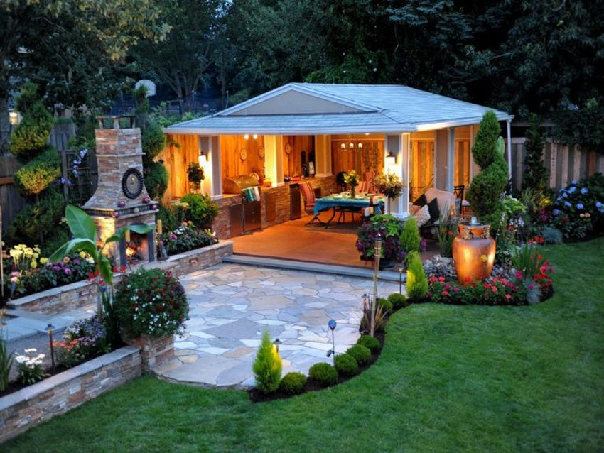 Home and Backyard Ideas For 2020 - iCharts on Patio Ideas 2020 id=28112