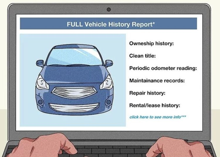 6 Main Benefits of Getting a Car History Report - iCharts